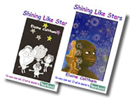 Front covers of Shining Like Stars